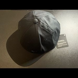 Brand New w/Tags- Black On The Fly Cap.